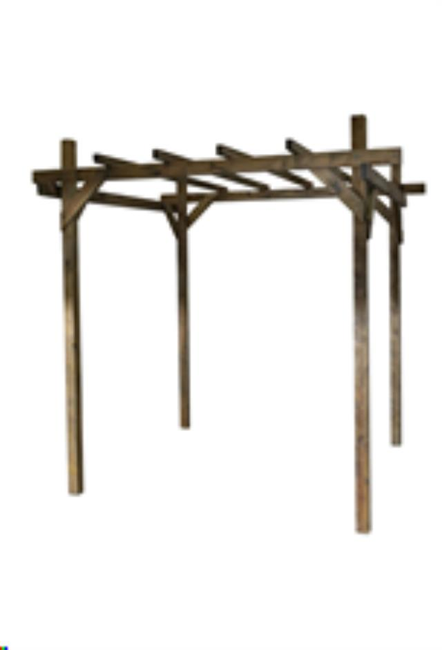 Where To Find Rustic Wood Arbor In Peoria