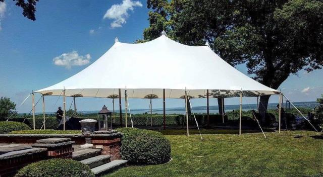 Where to find TIDEWATER SAILCLOTH TENT, 32 x50 in Peoria