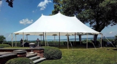 Rental store for TIDEWATER SAILCLOTH TENT, 32 x50 in Peoria IL