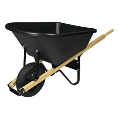 Rental store for WHEEL BARROW, 6 CU.FT. in Peoria IL