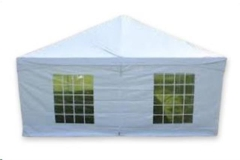 Rental store for TENT SIDEWALLS, SQUARE WINDOW in Peoria IL