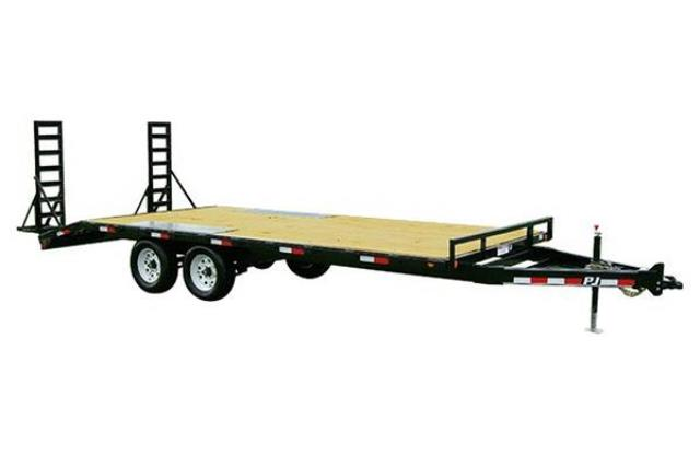 Where to find DECK OVER TRAILER in Peoria