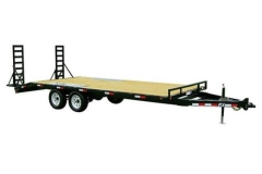Rental store for DECK OVER TRAILER in Peoria IL