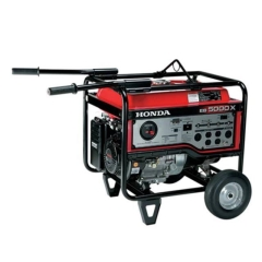 Rental store for HONDA 5000W GENERATOR in Peoria IL