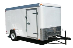 Rental store for TRAILER, 12  ENCLOSED in Peoria IL