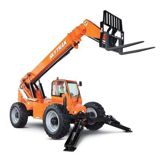 Where to find TELEHANDLER FORKLIFT, 54  10K in Peoria