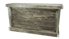 Rental store for RUSTIC BARNWOOD BAR in Peoria IL
