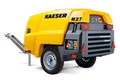 Rental store for COMPRESSOR, KAESER 90 CFM TOWABLE in Peoria IL