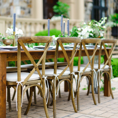 Crossback Vineyard Chairs Rentals Peoria Il Where To Rent