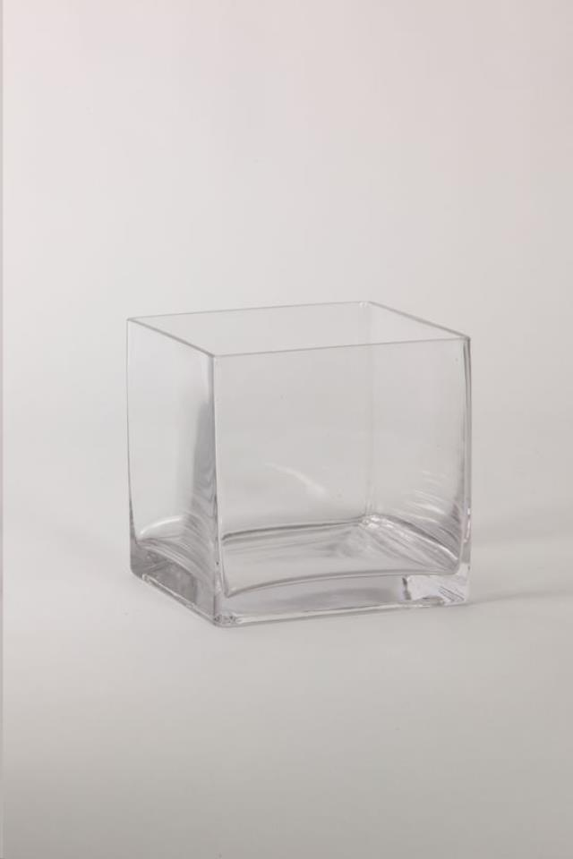 Square Vase 5 Inch X 5 Inch Marie Rentals Peoria Il Where To Rent