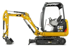 Rental store for CAT 301.8 MINI EXCAVATOR in Peoria IL
