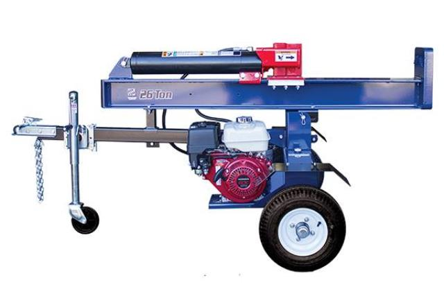 Where to find LOG SPLITTER 26 TON in Peoria