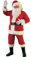 Rental store for SANTA SUIT COSTUME in Peoria IL