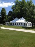 Rental store for TENT SIDEWALLS, ARCHED WINDOW in Peoria IL