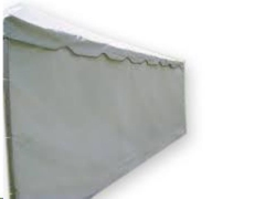 Rental store for TENT SIDEWALLS, SOLID  NO WINDOW in Peoria IL
