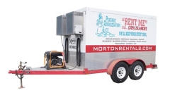Rental store for TRAILER, REFRIGERATED in Peoria IL