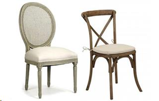 Rent Farmhouse Chair Collection