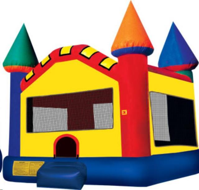 Rent Bounce Houses