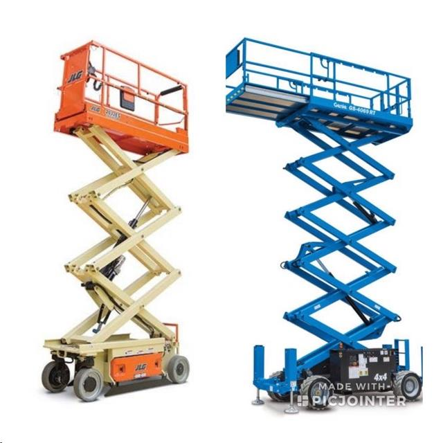 Rent Scissor Lift