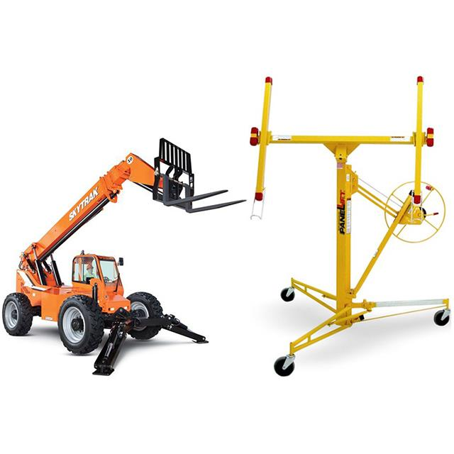 Rent Hoists/material Lift