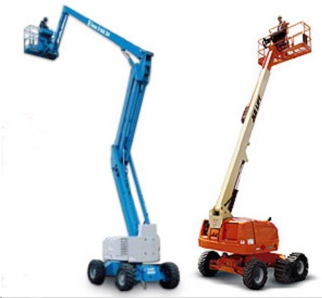 Rent Boom Lifts
