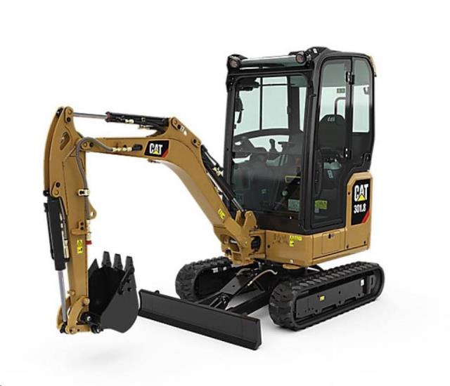 Rent Excavators & Attachments