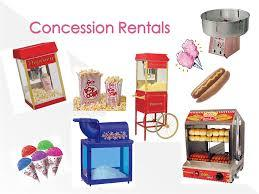 Rent Drink & Concession
