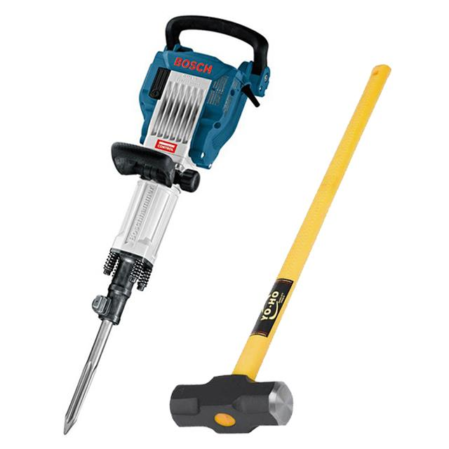 Rent Demolition Hammer